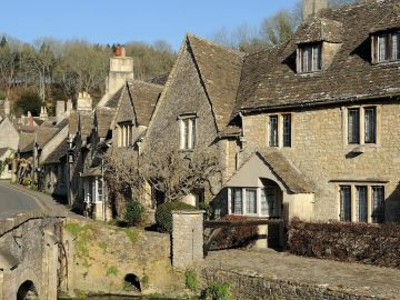 Excursión a Oxford, Stratford-upon-Avon y Cotswolds