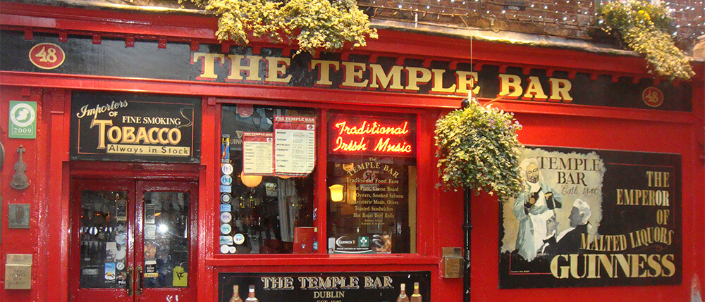 Tour Temple Bar
