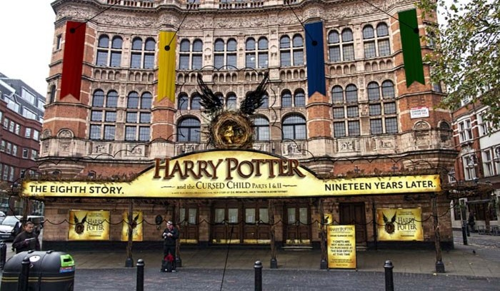 Palace Theatre - Tour Harry Potter de Londres