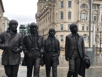 Tour de The Beatles en Liverpool