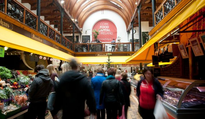 English Market Cork - Paseando por Europa