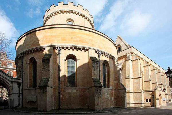 Temple Church - Londres - Paseando por Europa